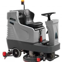mach m830 trac m electric ride on floor scrubber industrial cleaning equipment toronto industrial cleaning equipment vaughan industrial cleaning equipment hamilton industrial cleaning equipment burlington novalift equipment forklift dealer